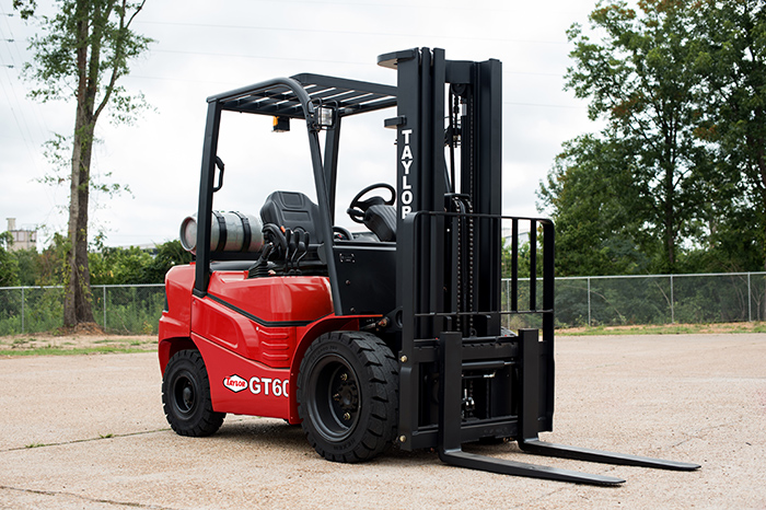 Taylor Industrial Lift Trucks (GT Series)