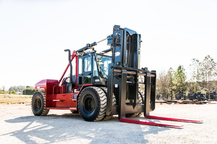 Taylor Pneumatic Tire Forklifts